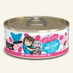 BFF Cat Play Check Tuna 5.5 Oz. Case of 8