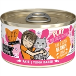 BFF Cat Play Oh Snap Tuna 2.8 Oz. Case of 12