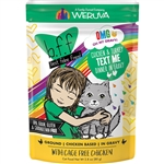 BFF Cat Omg Text Me Chicken 3 Oz. Pouch