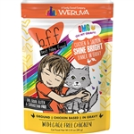 BFF Cat Omg Shne Berry Gt Chicken 3 Oz. Pouch (Case of  12)