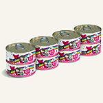 BFF Cat Omg Dilly Dall Tuna 5.5 Oz. Case of  24 (Case of  24)