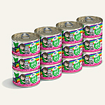BFF Cat Omg Lts Out Tuna 2.8 Oz. Case of 12