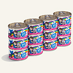 BFF Cat Omg Chase Me Tuna 2.8 Oz. Case of  24 (Case of  24)
