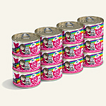 BFF Cat Omg Dilly Dall Tuna 2.8 Oz. Case of  24 (Case of  24)