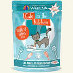 Cats In the Kitchen Cat Slide Fridgemont 3 Oz. Pouch (Case of  12)