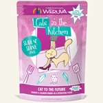 Cats In the Kitchen Cat Slide Cat Future 3 Oz. Pouch (Case of  12)