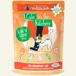 Cats In the Kitchen Cat Slide Berry Eakfast 3 Oz. Pouch (Case of  24)