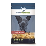 Barkworthies Cow Ears (10-Pack )