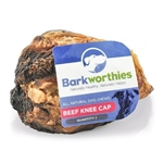 Barkworthies Beef Knee Cap   (SW) Sold As Whole Case Of: 15