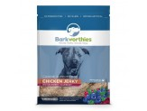 Barkworthies Chicken W/ Cranberry & Blueberry Superfood Jerky  (4 Oz. )