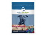 Barkworthies Jerky Turkey Berry 4oz