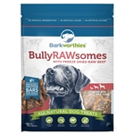 Barkworthies Bully Rawsomes with Freeze-Dride Raw Apple & Kale(Net Wt. 04 oz.)