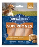 Barkworthies SuperBone Ancient Grain Peanut Butter (3 Count)