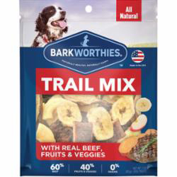 Barkworthies Trail Mix - Beef (3 oz)