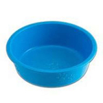 Loving Pet Dolce Luminoso Bowl Blue Medium