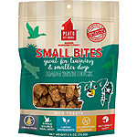 Plato Dog Small Bites  Grain Free Duck 2.5 Oz.