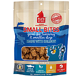 Plato Dog Small Bites  Grain Free Salmon 2.5 Oz.