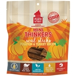 Plato Dog Min Thnkr Turkey Pumpkin 6 Oz.
