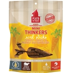 PLATO DOG MINI THINKERS TURKEY CARROTS 6OZ