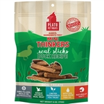 Plato Dog Mini Thinkers Duck 6Oz