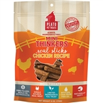 PLATO DOG MINI THINKERS CHICKEN 6OZ