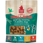 Plato Dog Small Bites Grain Free Duck 6Oz