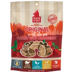 Plato Dog Strips Grain Free Turkey Cranberry 6Oz