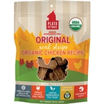 Plato Dog Strips Chicken 18Oz