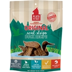Plato Dog Strips Duck 18Oz