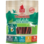 Plato Dog Thinkers Stick Duck 18Oz