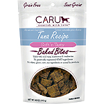 CARU DOG BITES NATURAL TUNA RECIPE 4OZ