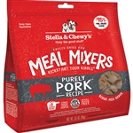 Stella & Chewys Dog Freeze-Dried Mixer Pork 3.5Oz