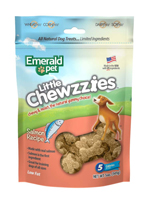 Emerald Pet Little Chewzzies Salmon Dog Treats 5oz