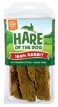 HARE Dog 100% Rabbit Jerky Large 2.5 oz.