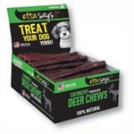 "Etta Says! Dog Crunch DEER Chew Stick 4"" (36 Count)"
