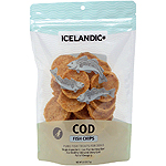 Icelandic+ Fish Treat - Cod Fish Chips  Single Bag