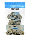 Icelandic+ Cod Skin Rolls (3oz Bag Case + Free Sample Bag) (Sell as Case 6)