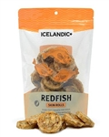 Icelandic+  Redfish Skin Rolls (3oz Bag Case + Free Sample Bag) (Sell as Case 6)