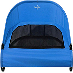 Gen7Pets Cool-Air Cot Trailblazer Blue Medium