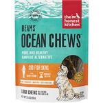 HONEST KITCHEN DOG BEAMS OCEAN CHEWS COD LARGE 5.5OZ