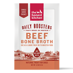 HONEST KITCHEN DOG CAT INSTANT BONE BROTH BEEF 12 COUNT
