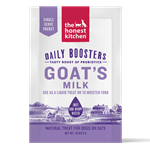 HONEST KITCHEN DOG CAT INSTANT GOAT MILK 12 COUNT