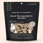 Bocces Bakery Dog Beef Bourguignon Biscuits 8Oz.