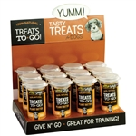 Etta Says! Dog GO Treat Display 12  Piece