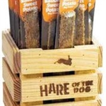 HARE Dog Rabbit Jerky Sweet Potato Refill  (36 Piece)