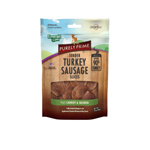 Emerald Pet Purely Prime SausageTurkey Plus Carrot and Quinoa 3oz