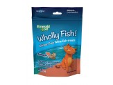 Emerald Pet Wholly Fish! Salmon Cat Treats 3oz