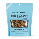 Bocces Bakery Dog Soft & Chewy Chicken 6Oz.