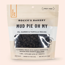 Bocces Bakery Dog Training Mud Pie 6Oz