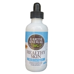 Earth Animal Healthy Skin Dog Supplement 4oz.